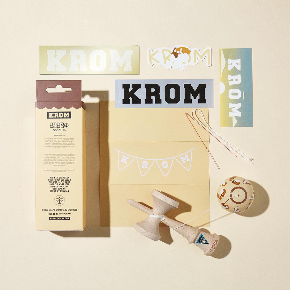KROM SOSOHAN - BEAGLE