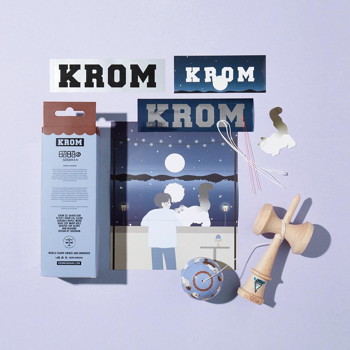 KROM SOSOHAN - CAT