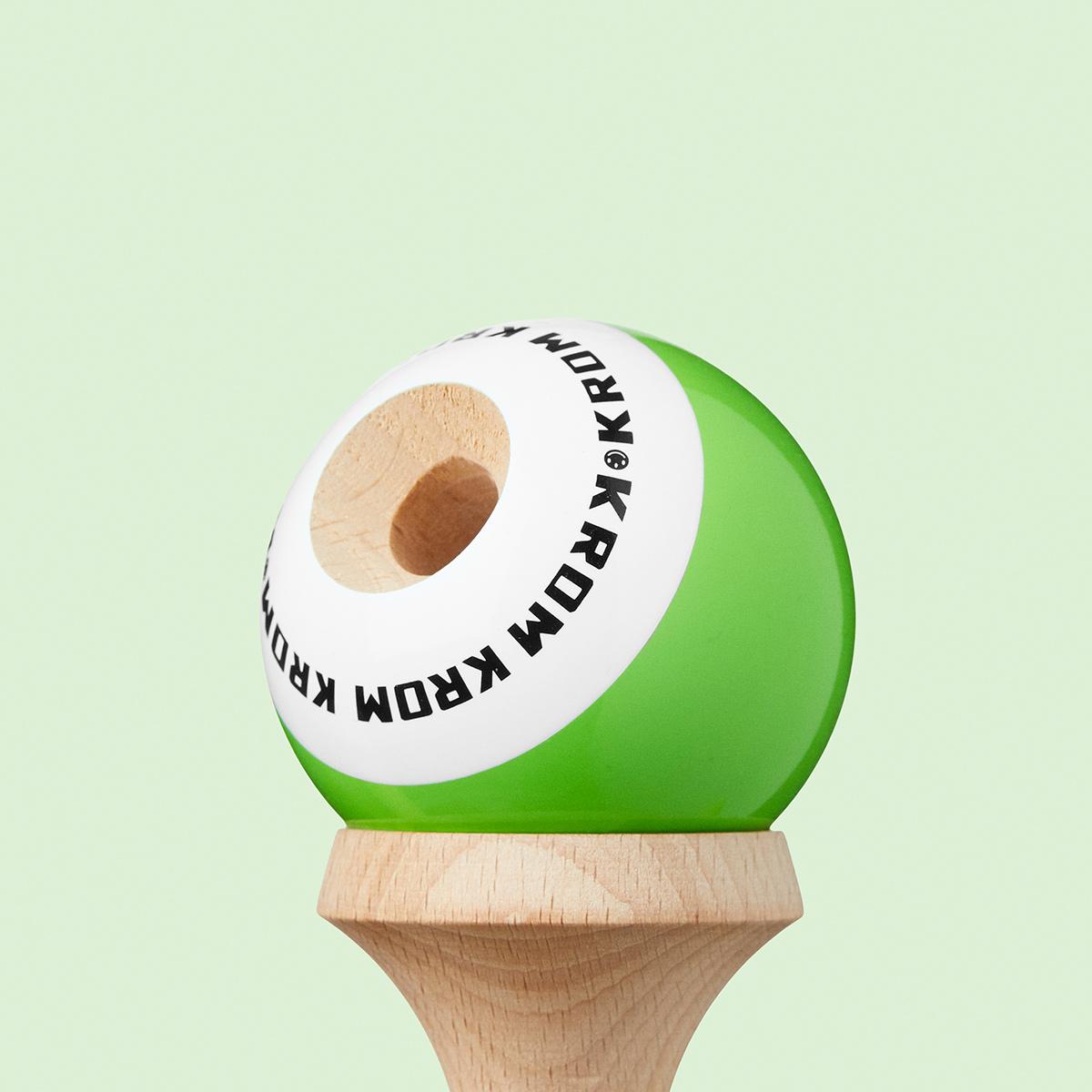 KROM POP LOL - LIME GREEN