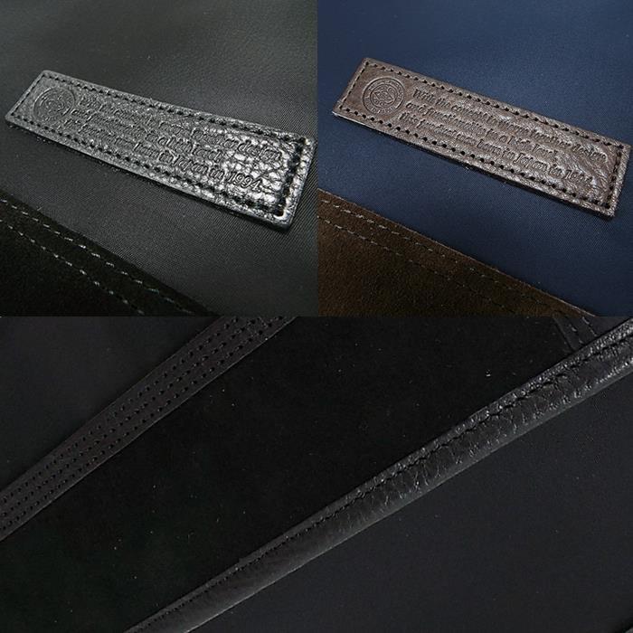 マスターピース master-piece Density ショルダーバッグ 口折れショルダー クラッチバッグ 01396 メンズ レディース バッグ