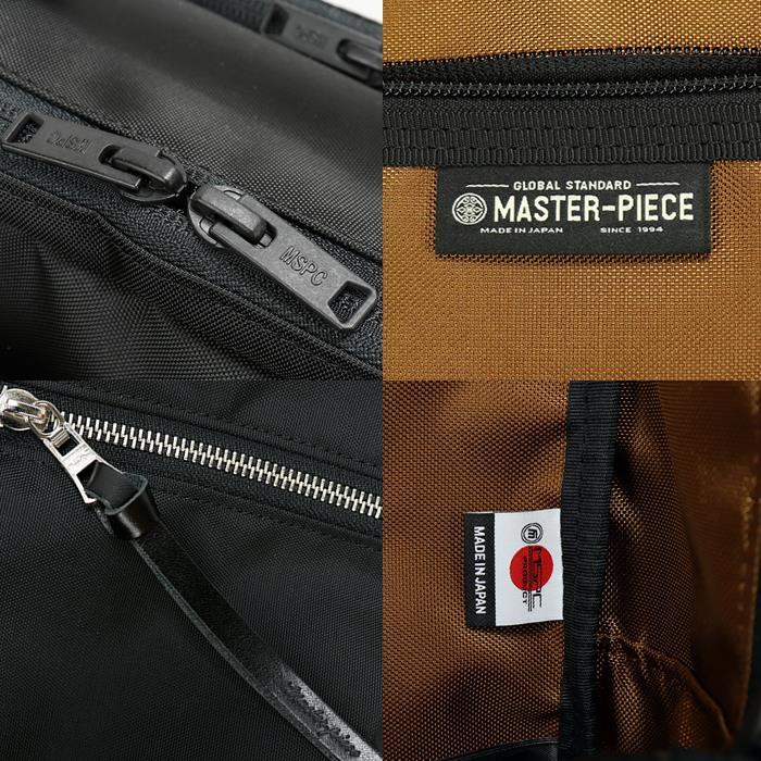 マスターピース master-piece Various 2WAYバックパック ビジネスバッグ リュック ビジネスリュック 24211 メンズ