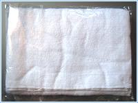袋入600匁上級バスタオル(60×120)★個別包装※75枚単位(ケース売り大特価)
