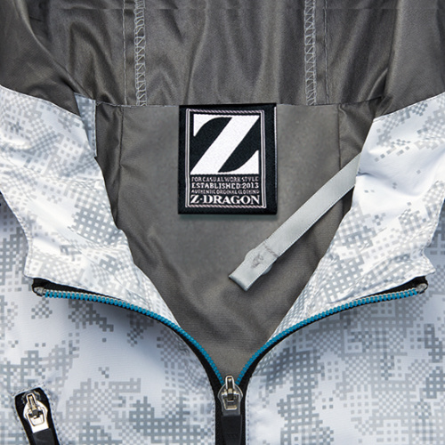 自重堂Z-DRAGON74220空調服ベスト(ポリエステル100%)ウエア本体