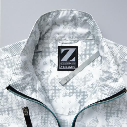 自重堂Z-DRAGON74060空調服ベスト(ポリエステル100%)ウエア本体