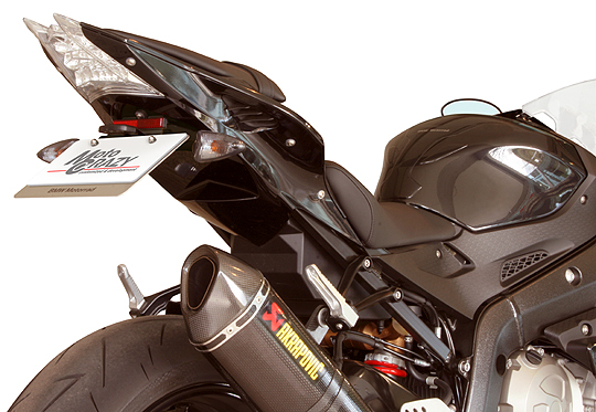 【BMW 専用カスタムパーツ】フェンダーレスキット S1000RR/S1000R SFB-K01BK