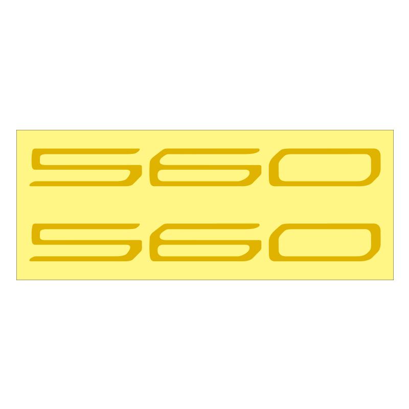 YAMAHA TMAX 560 ロゴ シール サイドカバー デカール 左右1台分2枚セット 選べるカラー9色