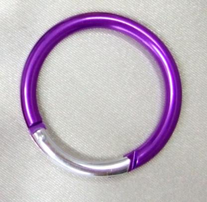 カラビナ 丸型 4×40 C カラー 【SALE】【在庫限り】