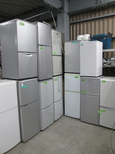 冷蔵庫 各種 多数有ります!
