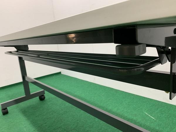 W1500 折り畳み式ミーティングテーブル キャスター付き