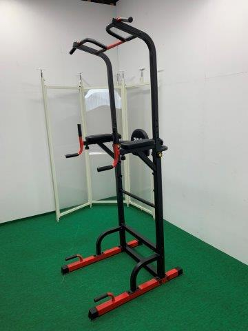 BAR WING(バーウイング) トレーニング器具 ブラック/レッド