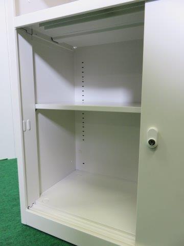 セイコー製 ハイカウンター(NSカウンターシリーズ/NSH-09UW) ホワイト ※カギなし  H950