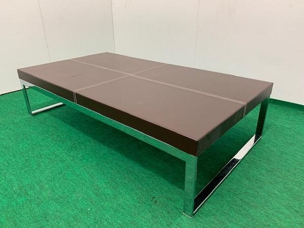 オフィス家具 応接セット 3人掛け+1人掛けソファ+テーブル R