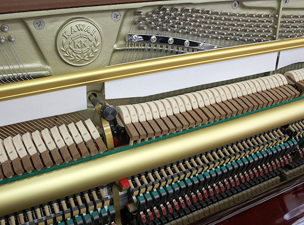 【中古品】 カワイ Si17 #2610755 【木目ピアノ】