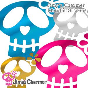 Jimy's Charmer メタリックステッカー[大・中・小セット]【Jimy's Charmer(ジミーズチャーマー)】JC-G006