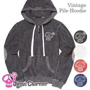 ヴィンテージパイルパーカー【Jimy's Charmer(ジミーズチャーマー)】AJC-01034