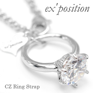 CZ リングストラップ【ex'position(エクスポジション)】EX-G002