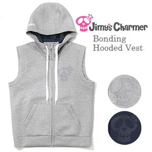 ボンディングフーデッドベスト【Jimy's Charmer(ジミーズチャーマー)】AJC-01064