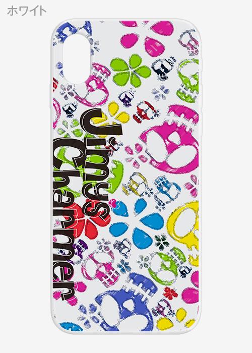 [iPhone X/XR/11タイプ]ボタニカルiPhoneソフトケース【Jimy's Charmer(ジミーズチャーマー)】AJA-01020-X