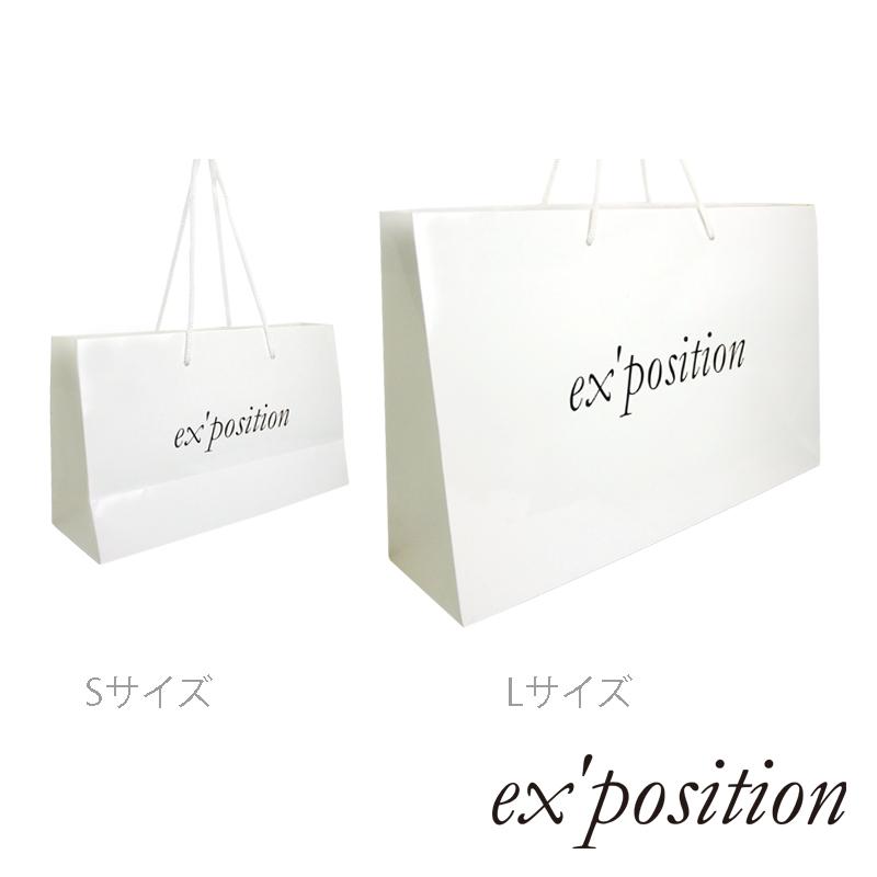 ショッパー[L]【ex'position(エクスポジション)】ESB0001-L