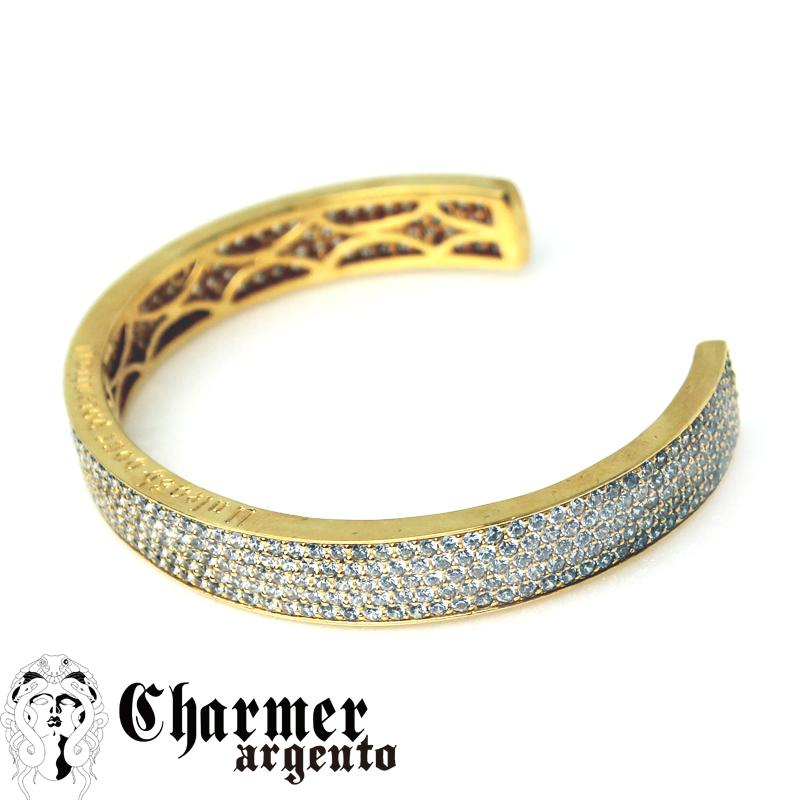 SVCZ バングル【Charmer argento(チャーマー アルジェント)】B1037