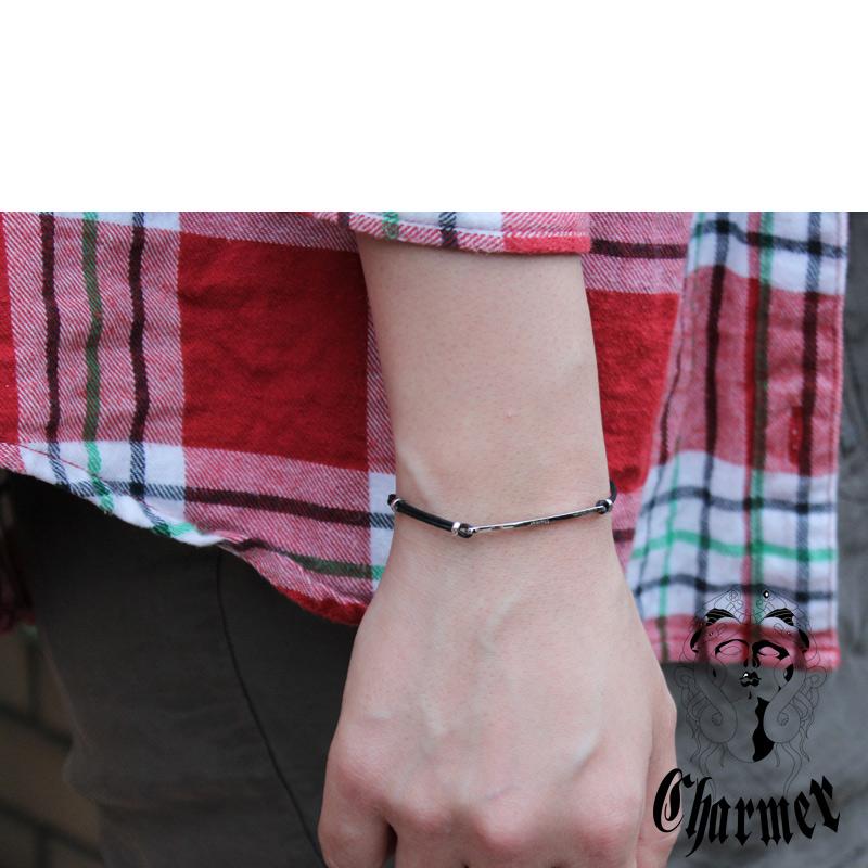 K18WG ブレスレット【Charmer(チャーマー)】B1030