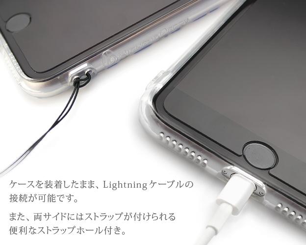 [iPhone 7 Plus/8 Plusタイプ]iPhoneソフトケース【Jimy's Charmer(ジミーズチャーマー)】JCC-1002-7p