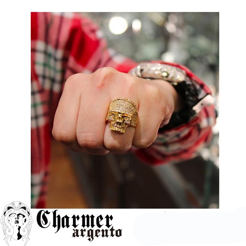 SVCZミニスカルリング [5号〜30号]【Charmer argento(チャーマー アルジェント)】RG0250