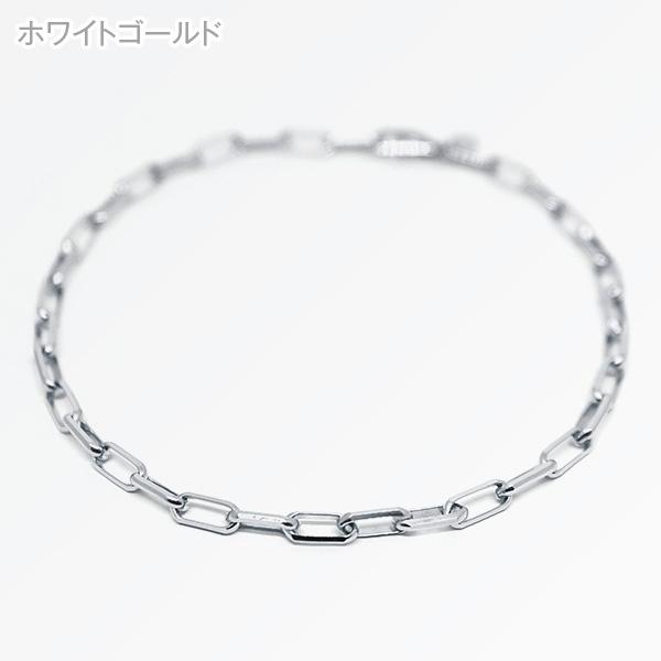 K18ミラーノブレスレット【ex'position(エクスポジション)】EX-B017
