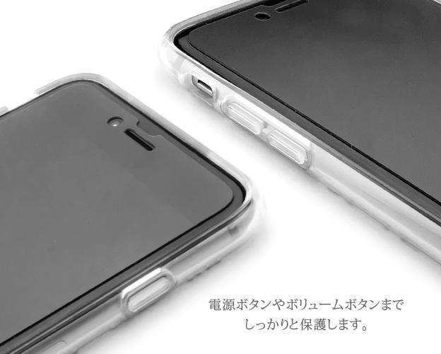 [iPhone6 Plus/6s Plusタイプ]iPhoneソフトケース【Jimy's Charmer(ジミーズチャーマー)】AJA-01016-6P