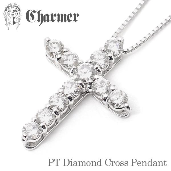 PT ダイヤモンドペンダント【Charmer(チャーマー)】PD0255-PT