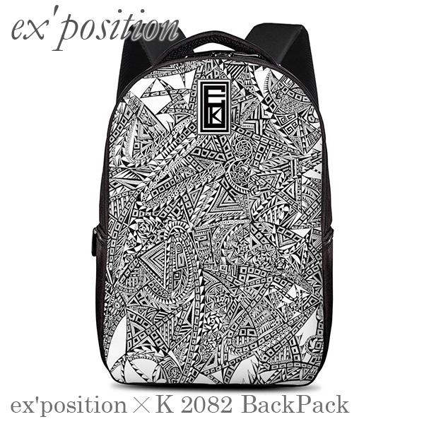 ex'position×K 2082バッグパック【ex'position(エクスポジション)】2082-K