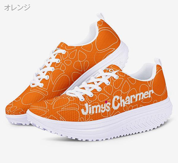 Jimy's 2503カラースニーカー[レディース]【Jimy's Charmer(ジミーズチャーマー)】2503-C