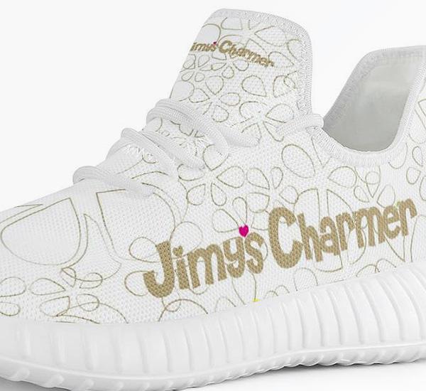 Jimy's 2001ホワイトスニーカー[メンズ]【Jimy's Charmer(ジミーズチャーマー)】2001-WT