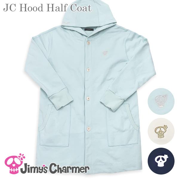 JC フードハーフコート【Jimy's Charmer(ジミーズチャーマー)】AGT-006