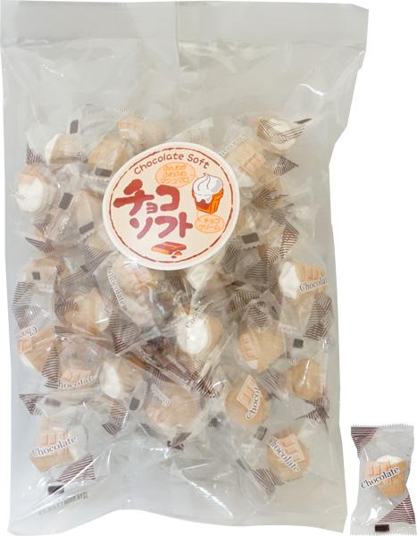 10円 ベッショ チョコソフト [1袋 50個入]