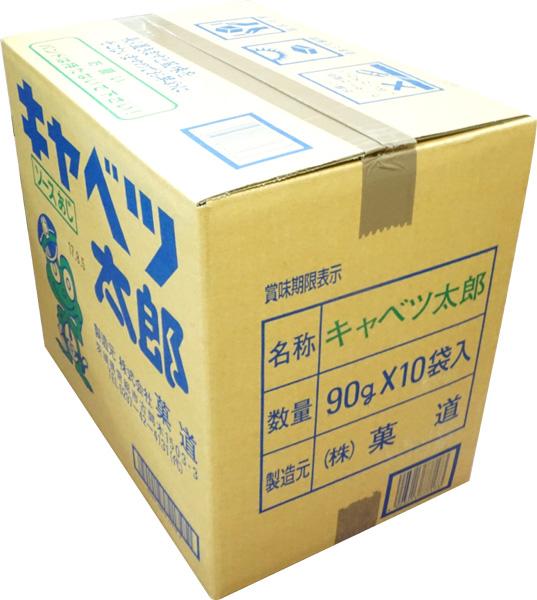 90gキャベツ太郎 [1箱 10個入]