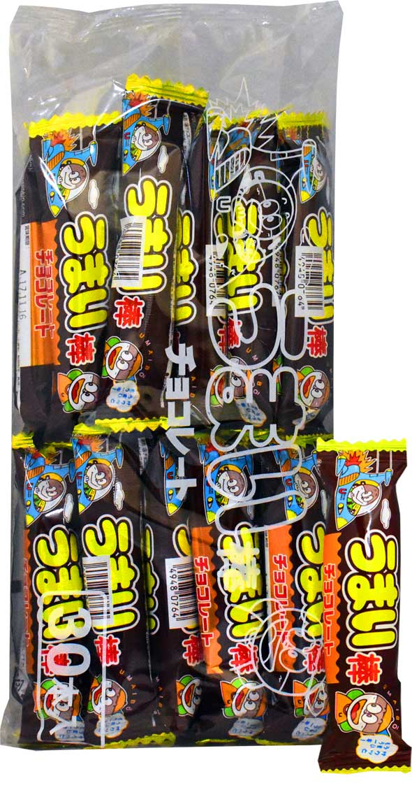 10円 やおきん うまい棒 チョコレート味 [1袋 30本入]