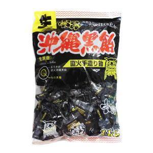 松屋 生 沖縄黒飴 [1袋 約1�入(約180粒)]