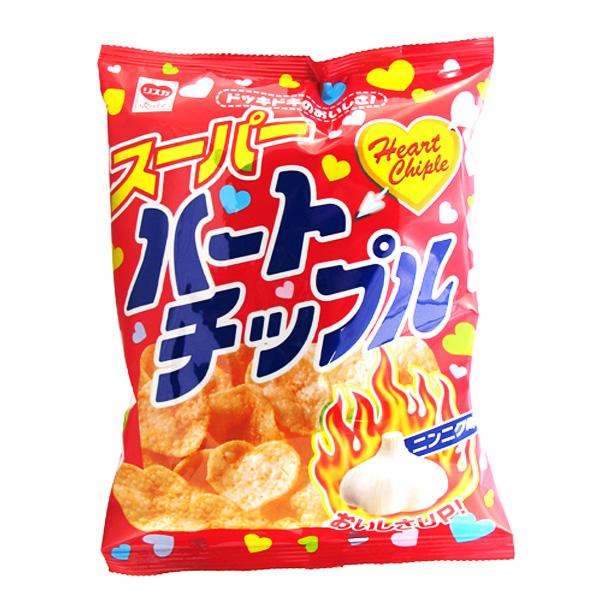 120円 リスカ 63gハートチップル [1箱 12個入]