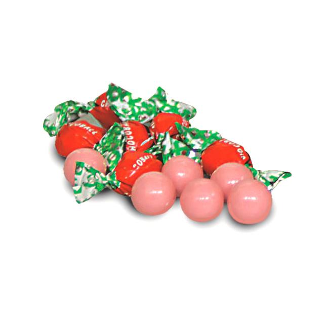 タカオカ マルルンマンボールチョコ いちご [1ポット 360g入]