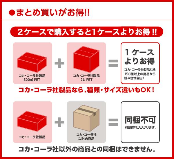 【2ケースセット】アクエリアス 300gハンディーパック×60