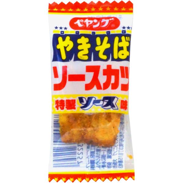 10円 リアライズ ペヤング焼きそばソースカツ [1箱 50入]