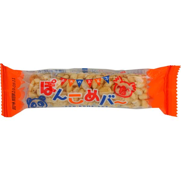 30円 イエダ ぽんこめバー [1袋 30個入]