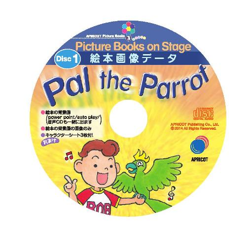 "Picture Books on Stage ""Pal the Parrot"""