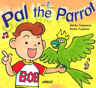 Vol.3 Pal the Parrot(あいさつ・慣用句)