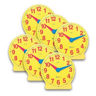 Mini Clocks (生徒用6個)
