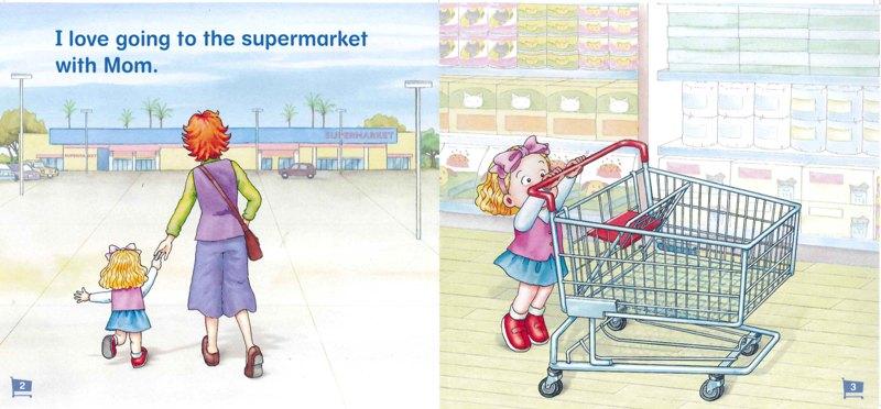 ソングde絵本 Vol.2 What's in the Cart?(買い物)