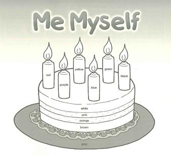 【新価格】絵本ワークブック 6 Me Myself