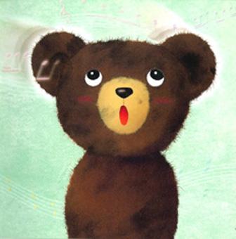 Vol.4 A Teddy Bear(身体の部分・What's this?)