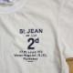 【別注ピグメント染】St.JEAN半袖Tシャツ